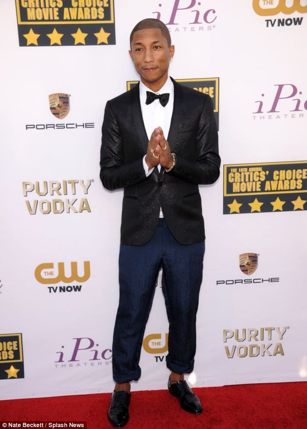 Pharrel Williams confirmado no Lollapalooza 2015