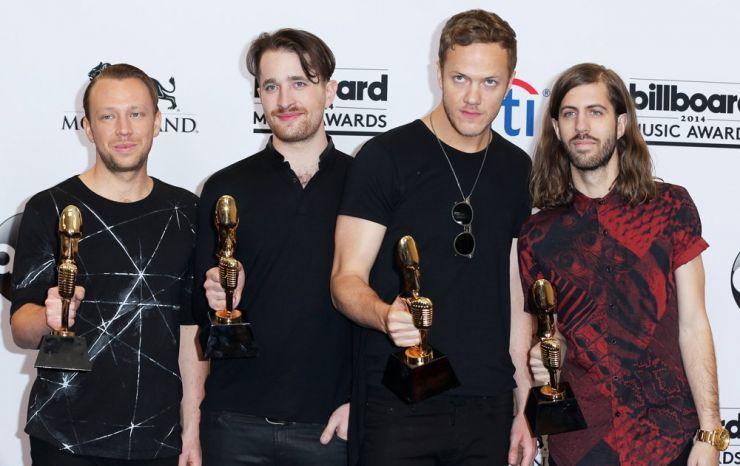 Imagine Dragons lança música inédita