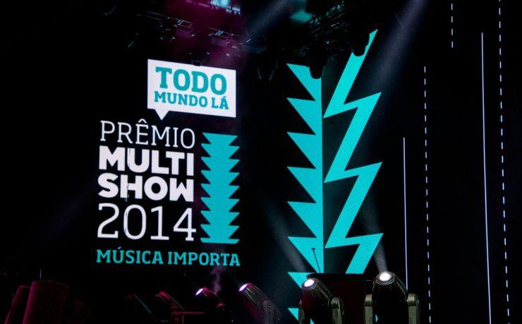 Confira os vencedores do Prêmio Multishow 2014