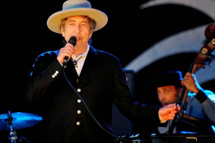 Bob Dylan lançará novo álbum em 2015