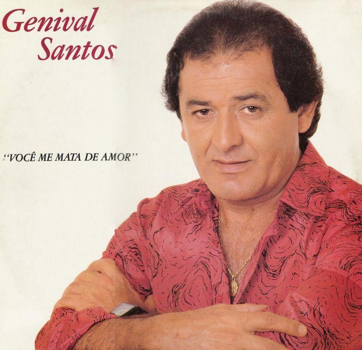 Cantor Genival Santos morre aos 71 anos de idade