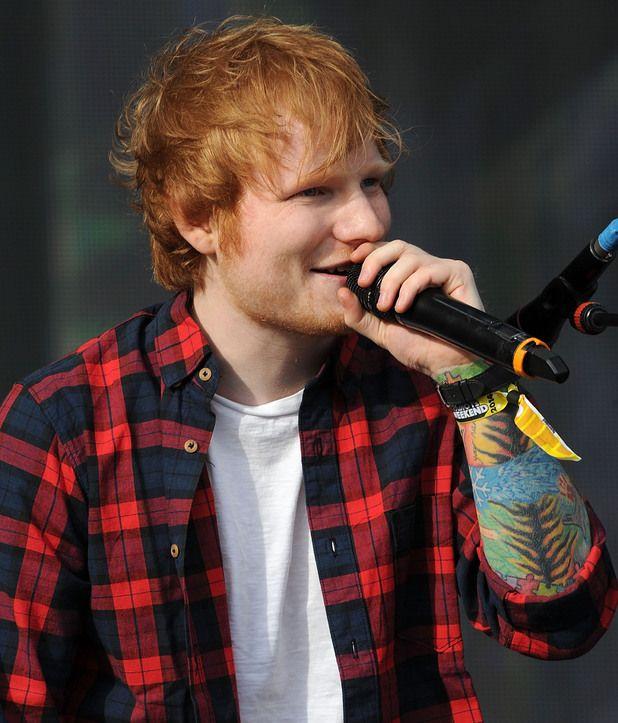 Ed Sheeran confirma shows no Brasil
