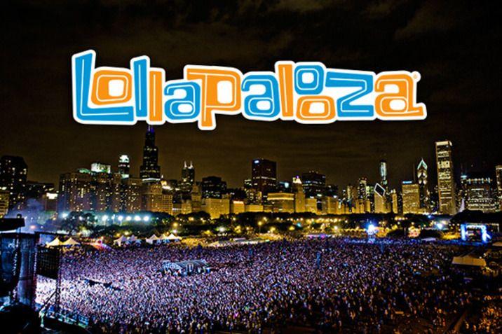 Lollapalooza anuncia programação por dia