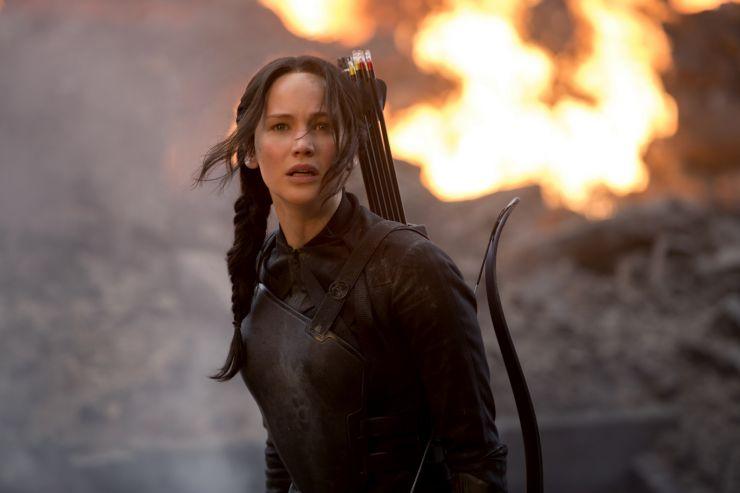 Jennifer Lawrence também é sucesso como cantora