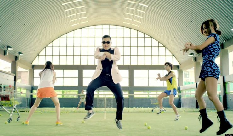 "Clipe de ""Gangnam Style"" causa bug no YouTube"