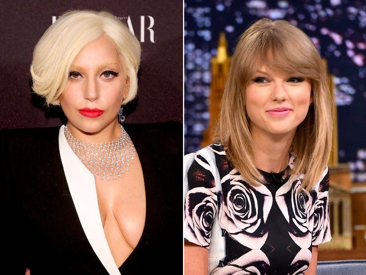 Gaga elogia Swift em entrevista