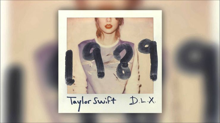 """""""1989"""" é eleito pela Apple o álbum do ano"""