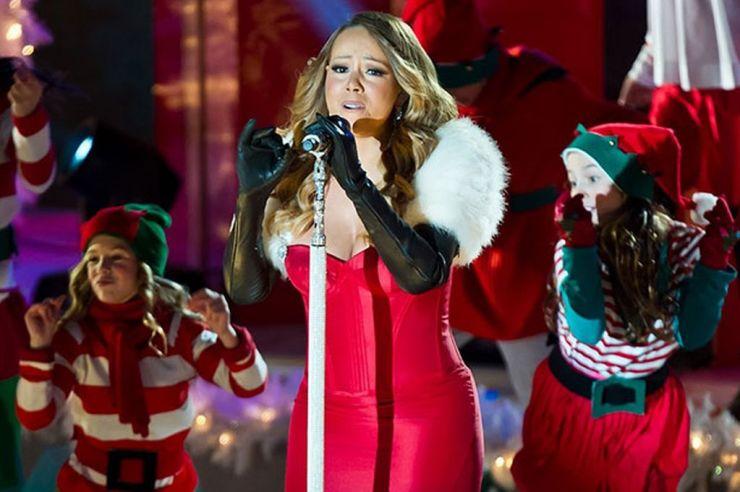 Mariah Carey é motivo de piada nas redes sociais