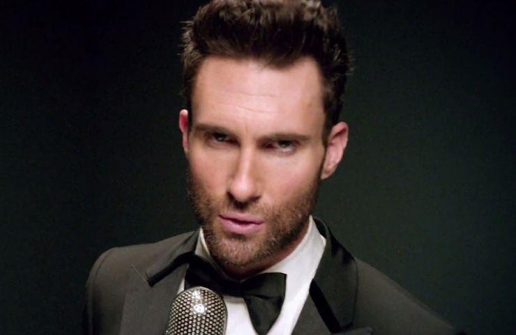 Adam Levine confirmado como atração musical na cerimônia do Oscar