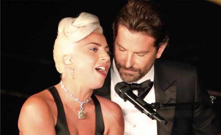 """Bradley Cooper quer fazer show baseado em """"Nasce Uma Estrela"""" com Gaga"""