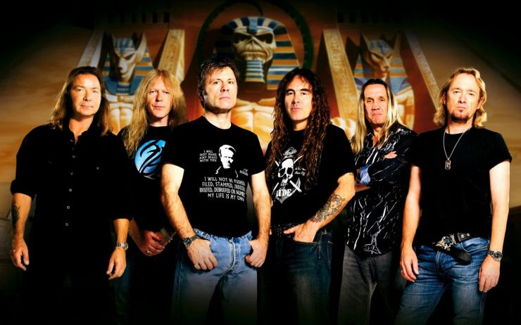 Iron Maiden confirma mais shows no Brasil