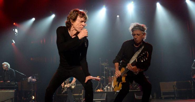 Rolling Stones anunciam retorno aos palcos em junho