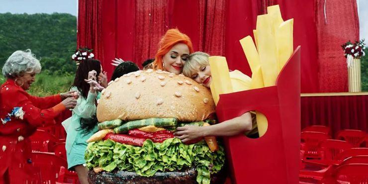 Taylor Swift lança clipe com Katy Perry e muitos outros famosos