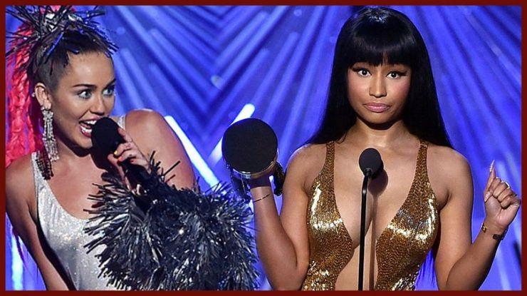 "Nicki Minaj chama Miley Cyrus de ""galinha perdida"""