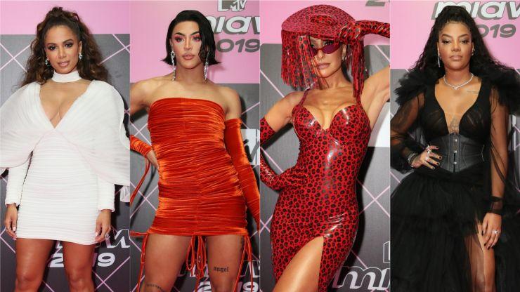 Anitta e Pabllo Vittar são destaques no MTV Miaw 2019