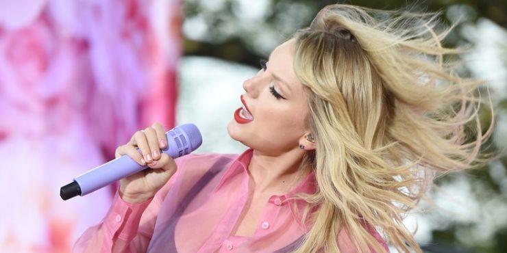 Novo disco de Taylor Swift aparece na liderança do iTunes em ais de 80 países