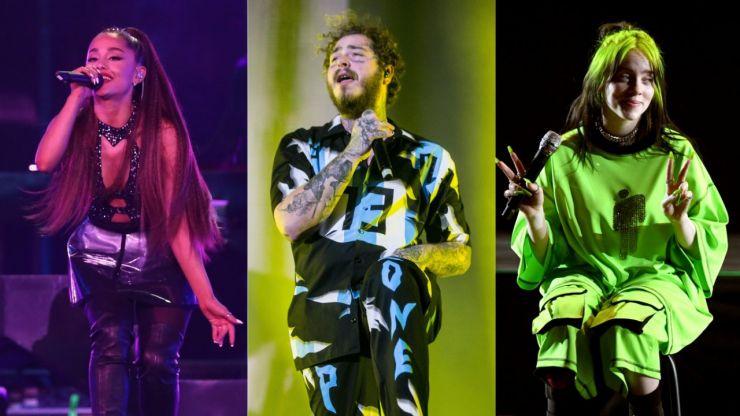 Confira os indicados ao American Music Awards 2019