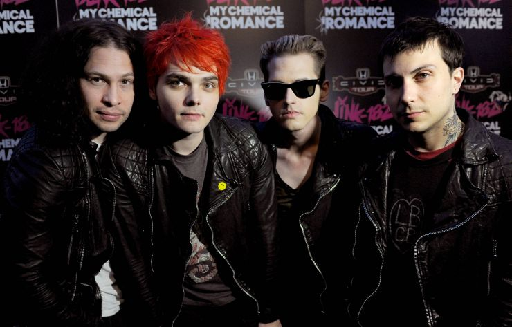 My Chemical Romance confirma retorno