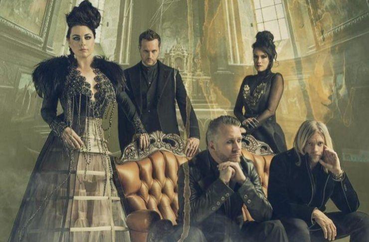 Evanescence confirma gravação de novo álbum em 2020