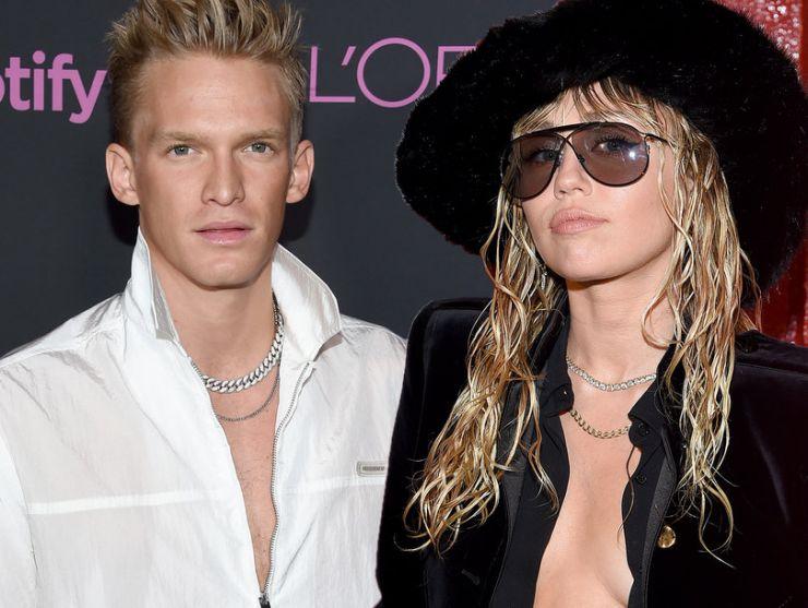 Miley Cyrus e Cody Simpson podem lançar projeto musical