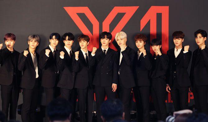 Grupo de K-pop X1 anuncia separação depois de denúncia de fraude