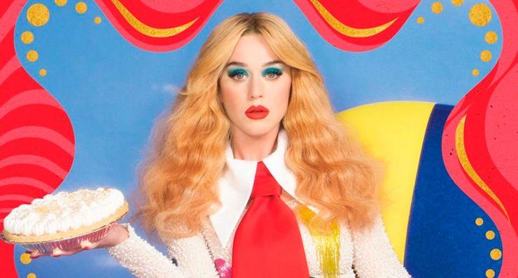 Katy Perry adia lançamento do novo álbum