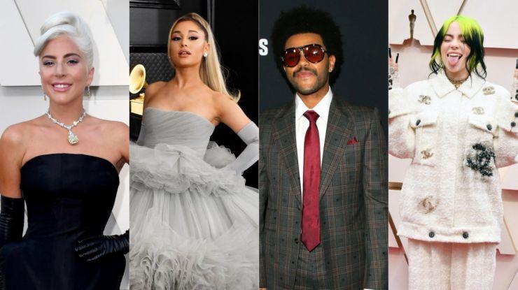 Lady Gaga e Ariana Grande lideram indicações para o VMA 2020
