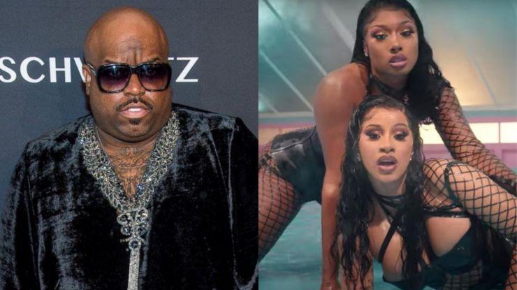 CeeLo Green critica Nicki Minaj, Cardi B e Megan The Stallion