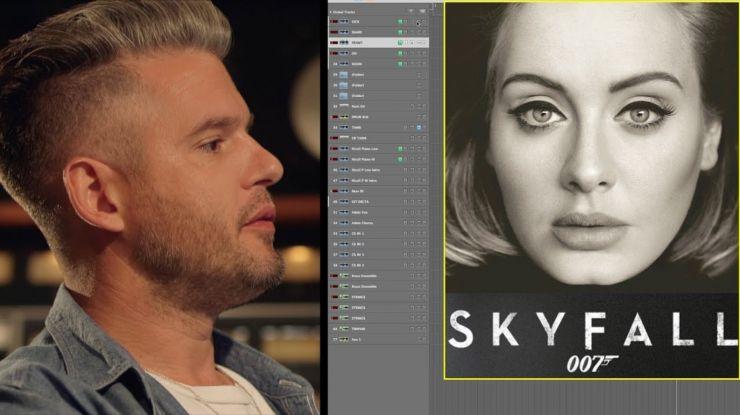 """Compositor de """"Rolling in the Deep"""" afirma sofrer pressão por mais hits com Adele"""