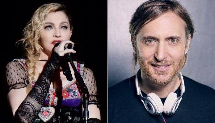 Madonna recusa trabalho com David Guetta depois de descobrir o signo dele