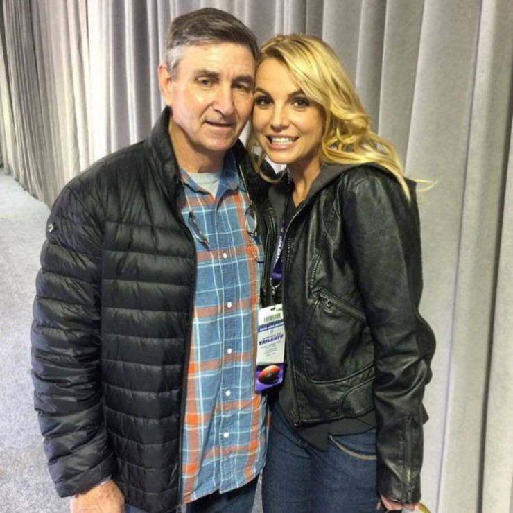Britney Spears recorre novamente contra seu pai na justiça