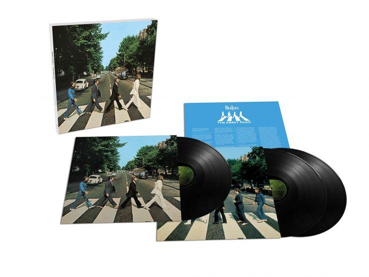 Abbey Road foi álbum de vinil mais vendido nos EUA da década de 2010