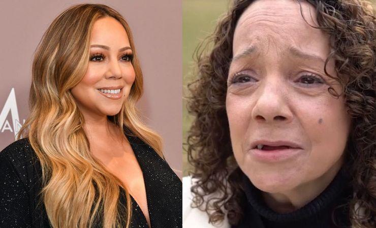 Mariah Carey é processada pela própria irmã
