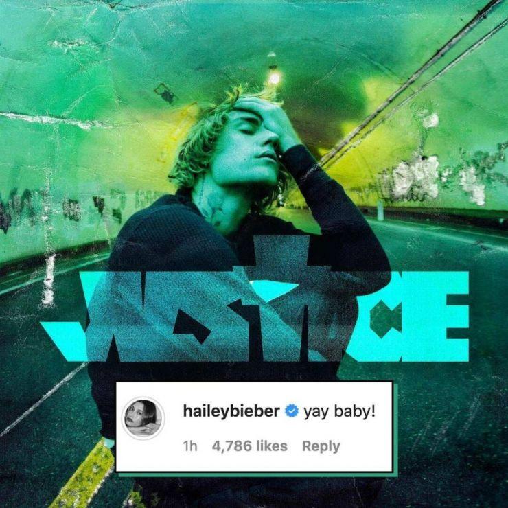 Justin Bieber confirma nome de novo álbum