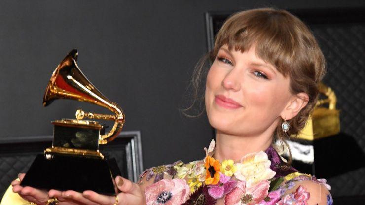 Taylor Swift dos R$ 276 mil para mulher com filhas que perdeu marido por Covid-19
