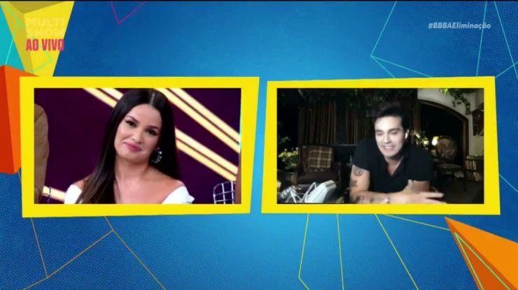 Luan Santana convide Juliette para participar de clipe
