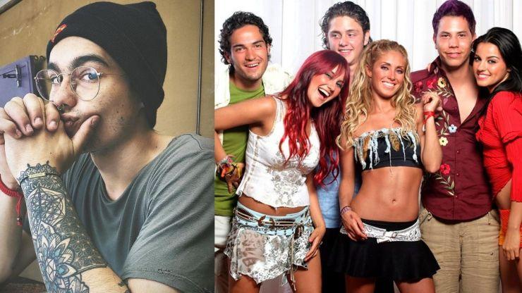 """Atual """"Rebelde"""" pedes desculpas por afirmar que odeia músicas do RBD"""