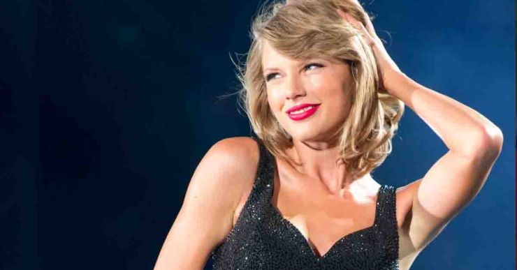 Taylor Swift deve voltar aos cinemas em filme de época