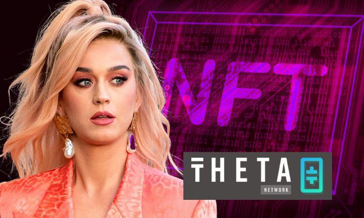 Katy Perry anuncia primeiro lançamento em NFT