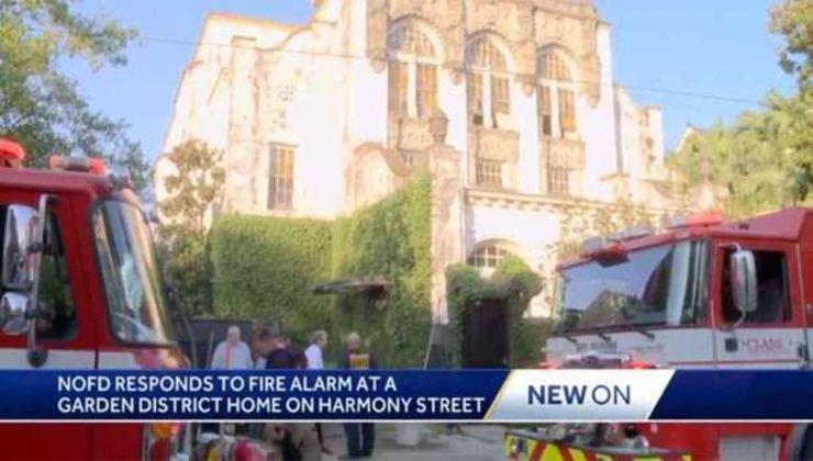 Mansão de Beyoncé e Jay-Z pega fogo em New Orleans