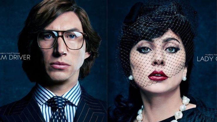 """Lady Gaga aparece em trailer de filme """"House Of Gucci"""""""