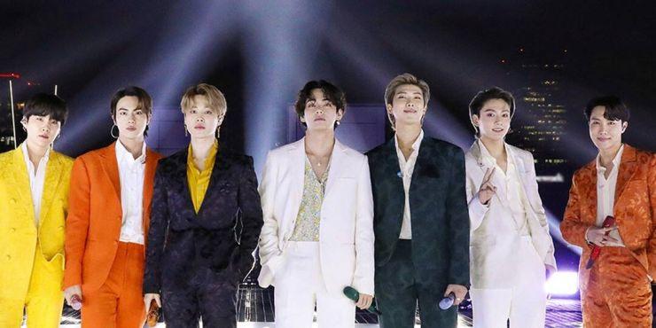Saiba quanto o grupo BTS fatura com seu canal do YouTube