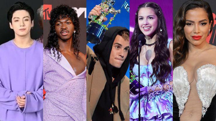 Confira os vencedores do VMA 2021