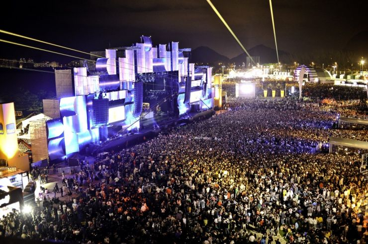 Rock in Rio terá edição em Las Vegas