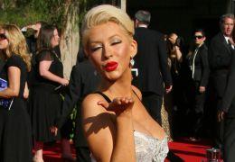 Christina Aguilera está grávida