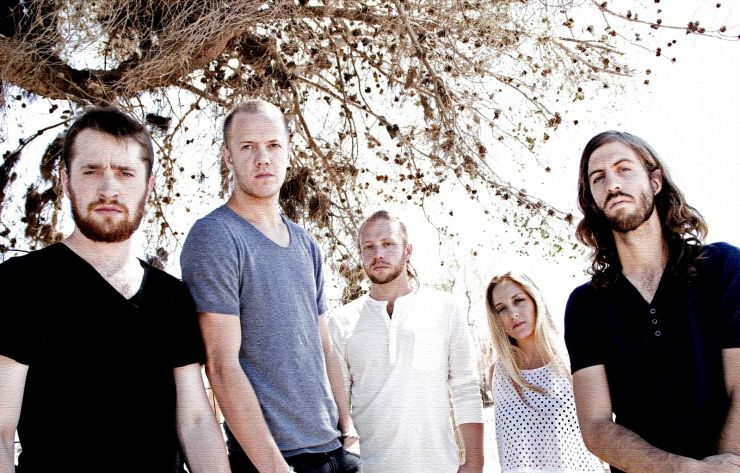 Imagine Dragons divulga bastidores de turnê