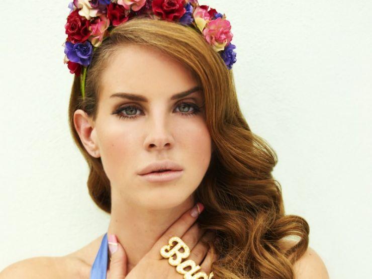 Lana Del Rey começa a gravar novo clipe