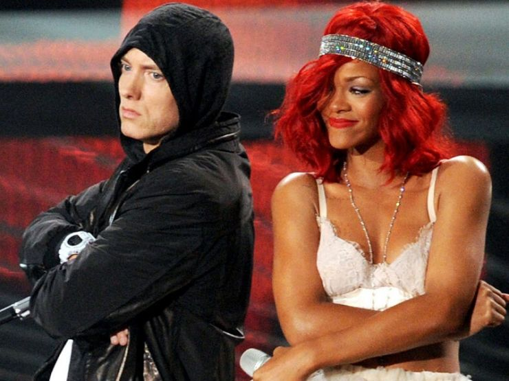 Confira o vídeo de Eminem e Rihanna no MTV Movie Awards