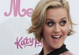 "Katy Perry lança selo ""Metamorphosis Music"""