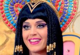 Katy Perry foi a artista mais vista da VEVO Brasil na primeira metade de 2014